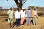 Team under 'Dadacha Nagaya', acacia for peace on Kenya-Ethiopia border