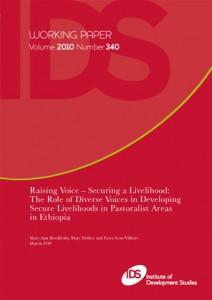 Raising Voice Securing a Livelihood full paper