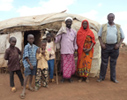 Borana IDPs on Marsabit mountain