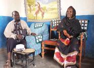 Hussein interviews Adi Umoru, Maikona