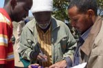 Turbi and Sololo pastoralists sign peace declaration and agree to share resources